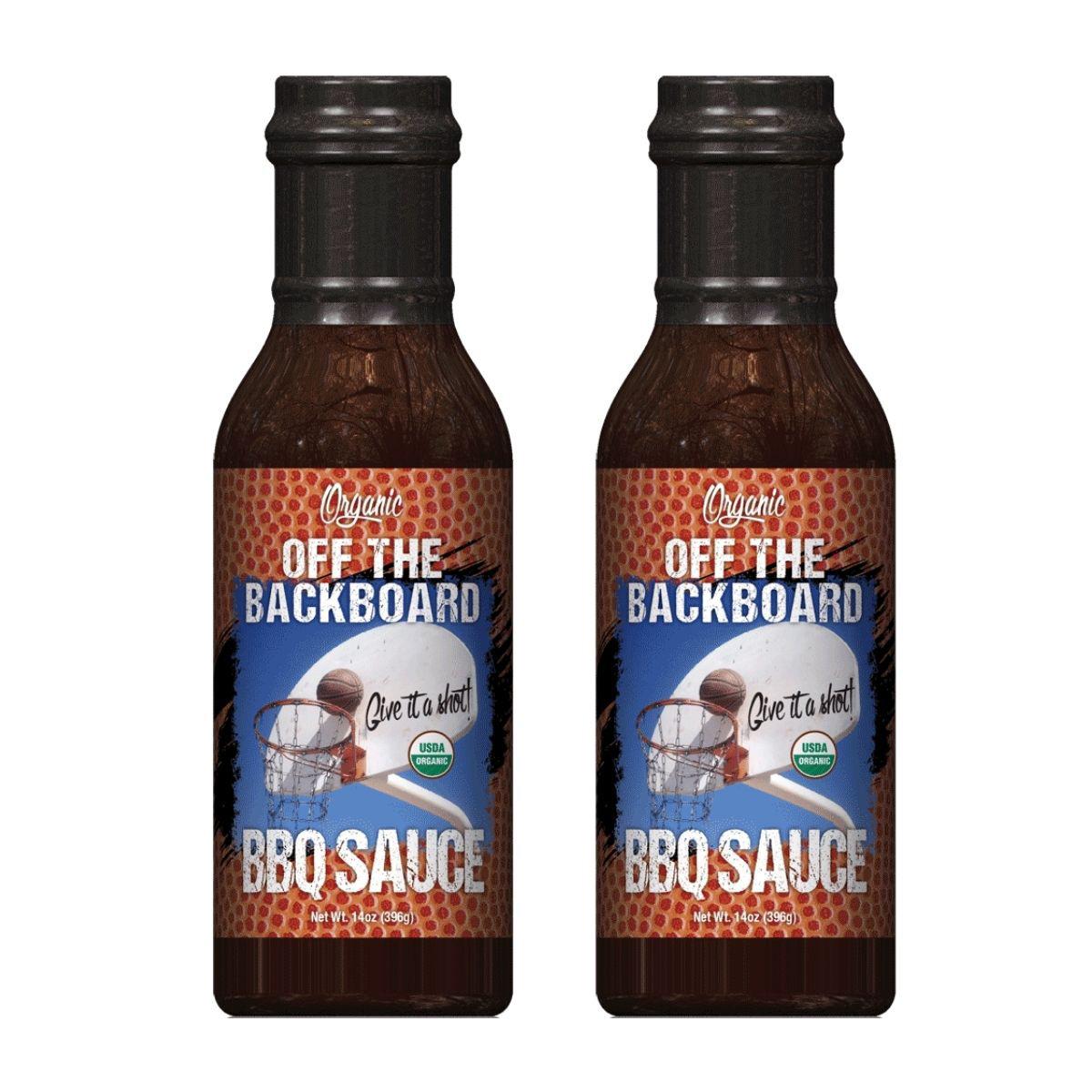 off backboard sauce 2-pack