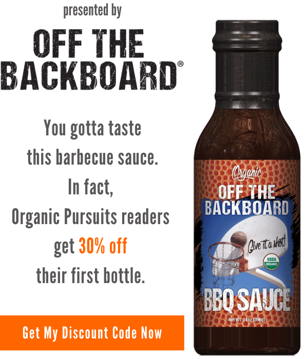 Try our barbecue sauce