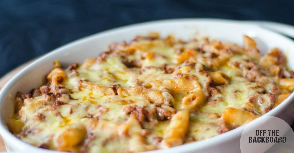 Buafflo Chicken Macn and Cheese