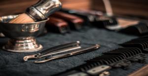 Razor and Barbershop equipment